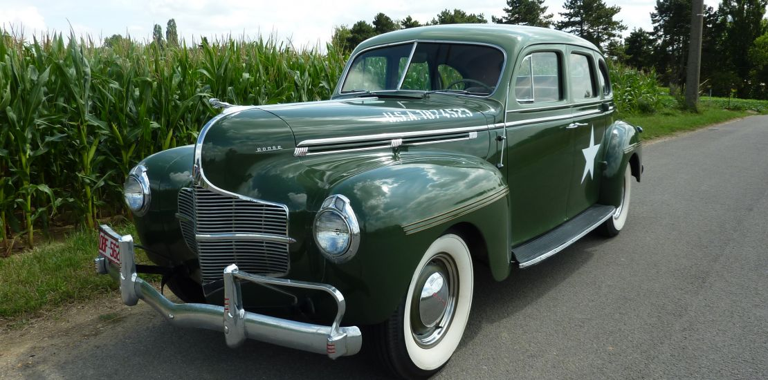 FleetMasters - Staff Car Dodge 1940