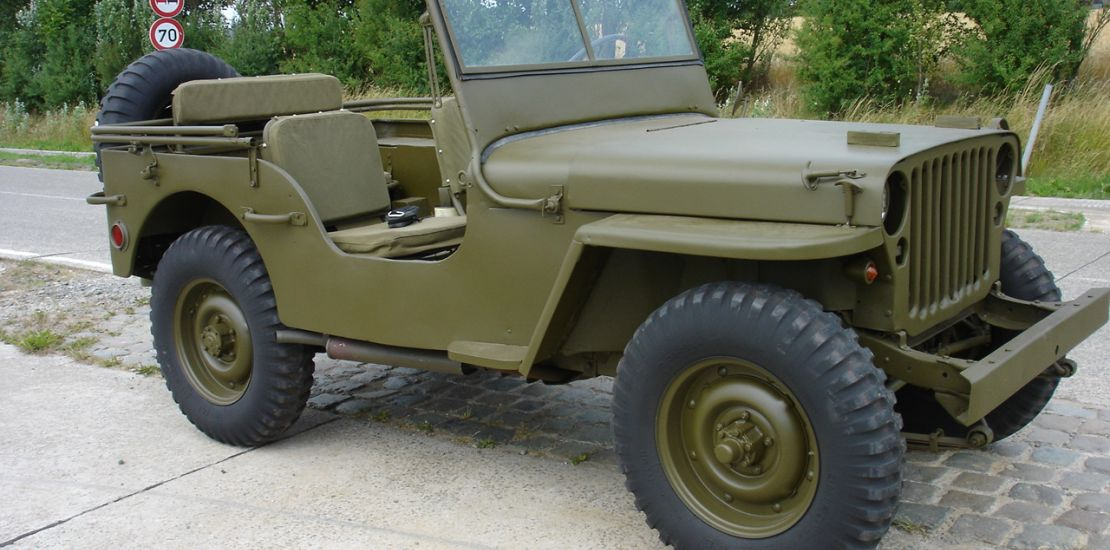 FleetMasters - Jeep GPW 1943