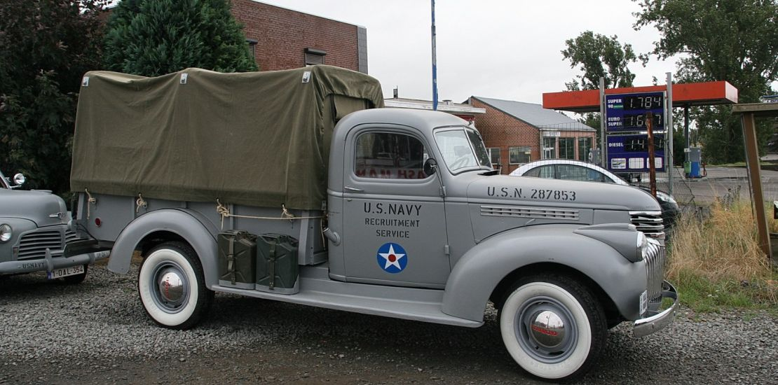 FleetMasters - Chevrolet US Navy 1941