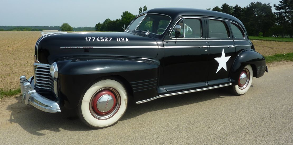 FleetMasters - 1941 Pontiac 8 cyl Staff Car