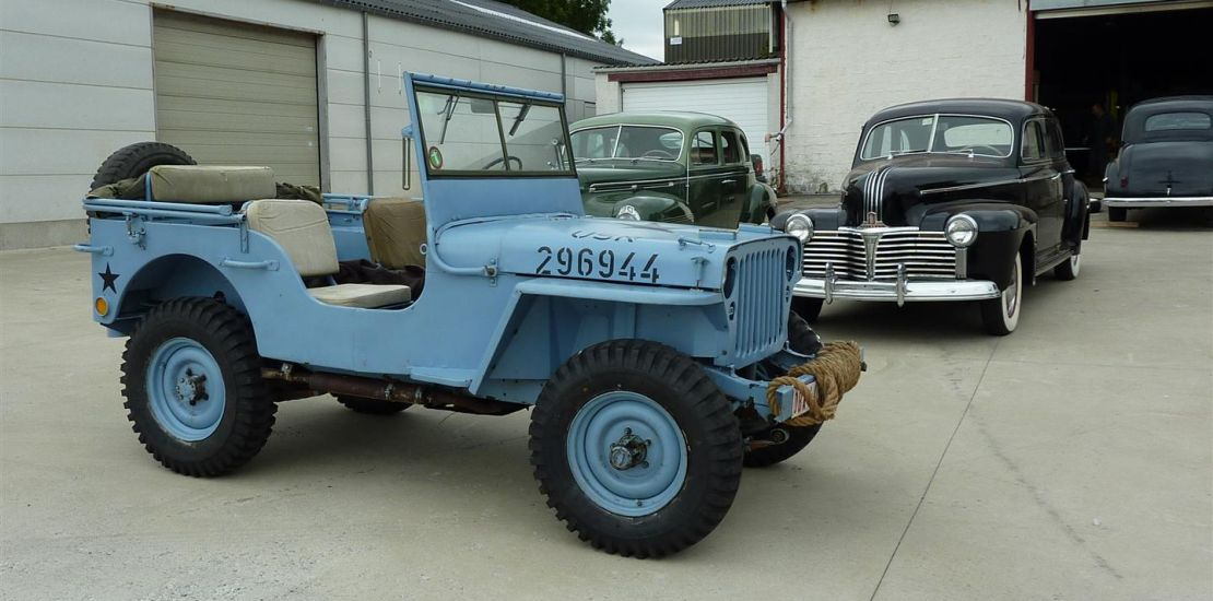 FleetMasters - 1943 Jeep MB